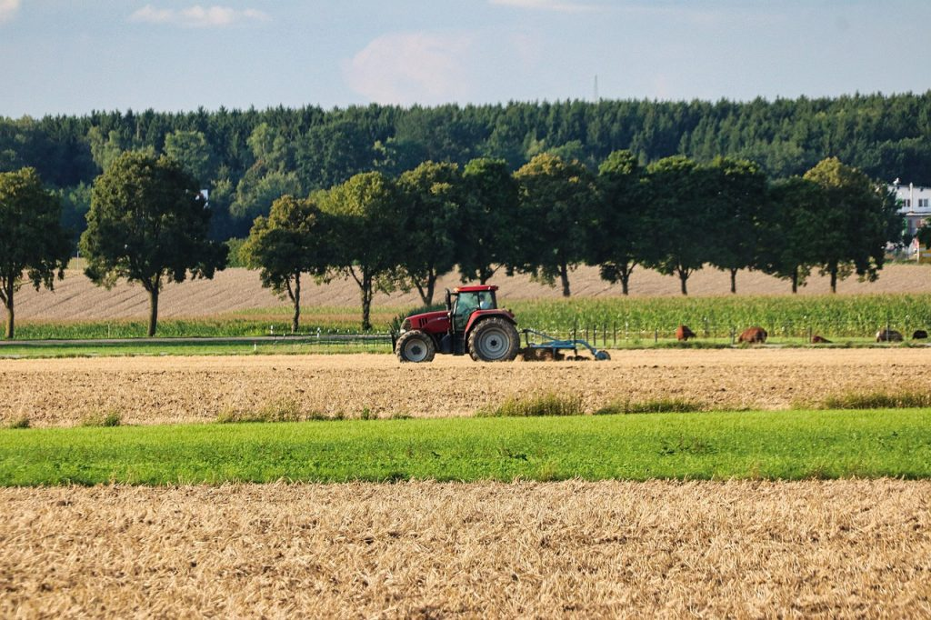 Agriculture Field Farming  - planet_fox / Pixabay