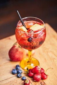 Cocktail Berries Drink Refreshment  - coskun24 / Pixabay
