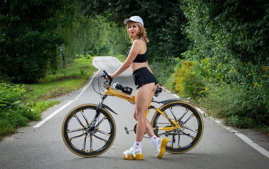 Cycling Bicycle Workout Sports  - Victoria_Borodinova / Pixabay