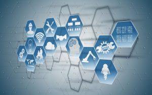 Industry Web Network Lines  - geralt / Pixabay