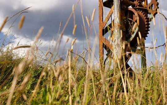 Meadow Machinery Metal Industrial  - bjoerngorsler / Pixabay