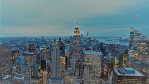 New York City Cityscape Skyscrapers  - HeikoBrown / Pixabay
