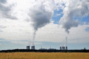 Nuclear Power Plant Chimneys  - ivabalk / Pixabay
