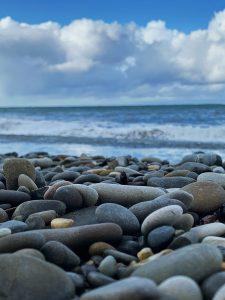 Sea Pebbles Coast Seashore  - AnnGri589 / Pixabay
