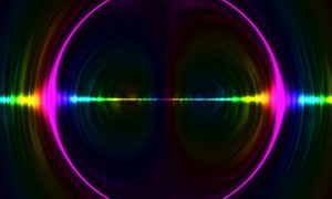 Spectrum Art Pattern Design  - ParallelVision / Pixabay