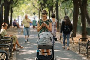 Woman Stroller Park Mother  - Surprising_Shots / Pixabay