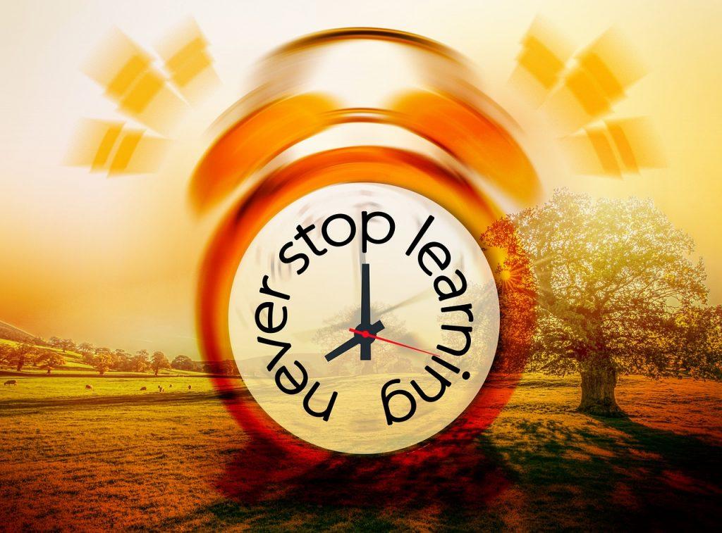 Inspiration Motivation Alarm Clock  - geralt / Pixabay