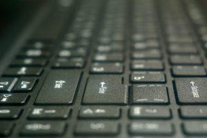 Keyboard Notebook Computer - sergei_spas / Pixabay
