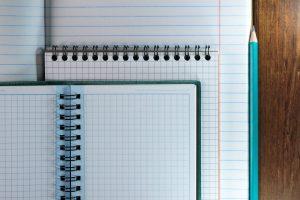 Notepad Notebook Paper Pencil  - Aviavlad / Pixabay