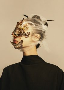 Woman Butterflies Fashion People  - Wangphan / Pixabay