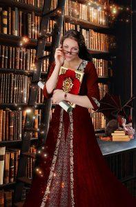 Background Fantasy Library Wizard  - avalontree / Pixabay