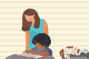 Homework Studying Family Child  - Elf-Moondance / Pixabay