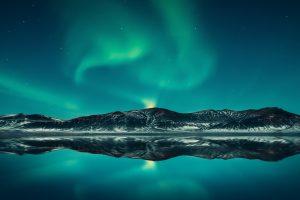 Mountains River Night  - tuanbet1102 / Pixabay